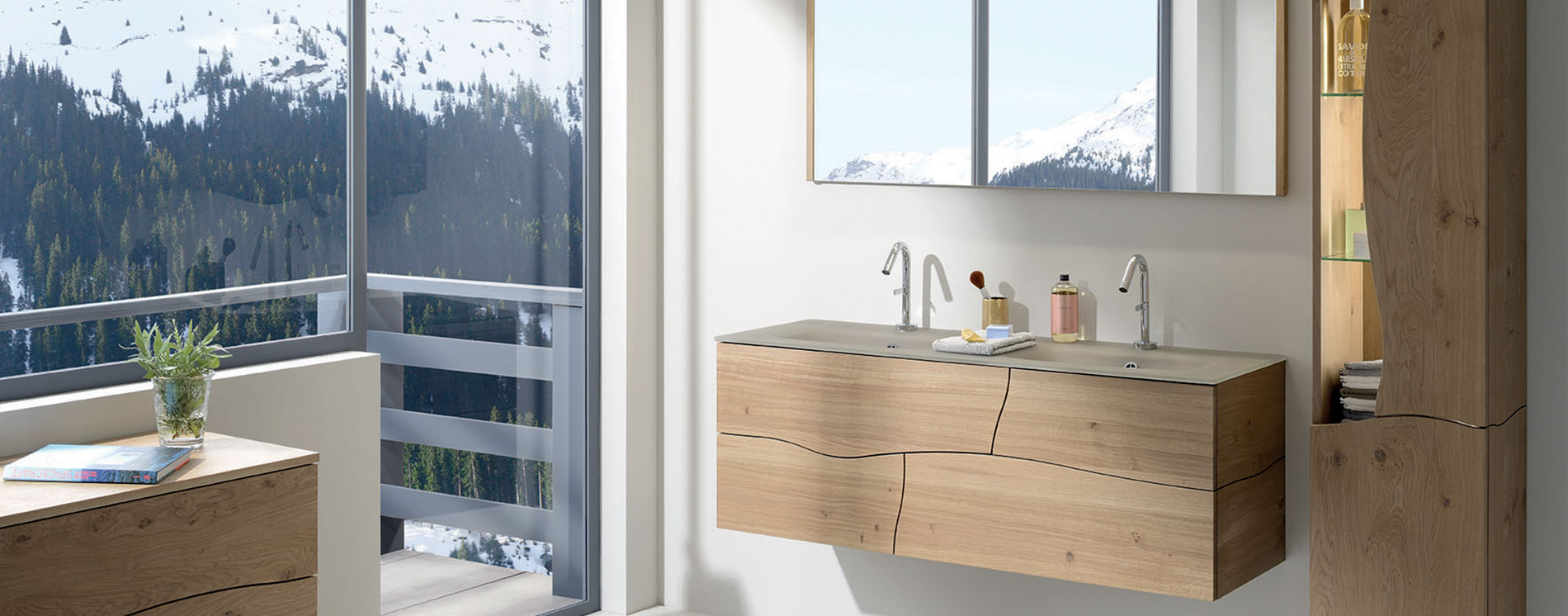all of our ranges for the bathroom sanijura