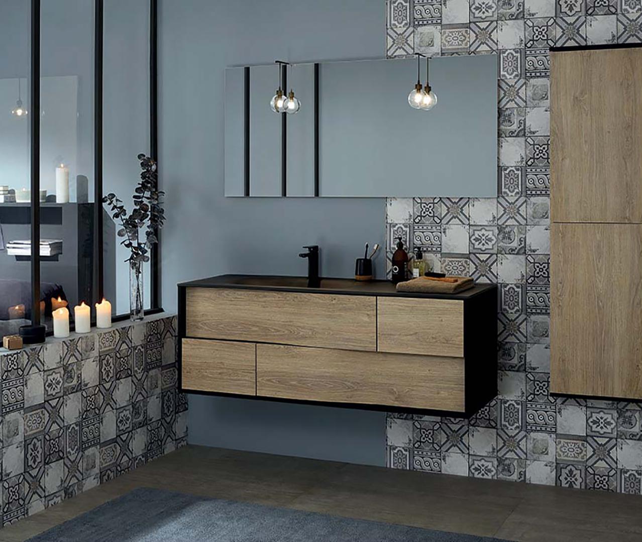Magasin Salle De Bain Toulouse ~ My Lodge Range Wooden Bathroom Furniture Sanijura